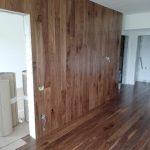 Placare pereți cu lemn